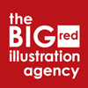 The Big Red Illustration Agency